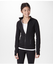 Perfect Your Practice Jacket BLK 10
