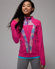 Perfect Your Practice Jacket JWMG/GRDM/JWMG 8