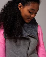 Sherpa Forever Vest SLTE/HMDG 10