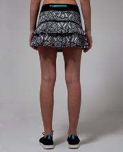 Set The Pace Skirt MOWB/BLK/HSWC 10