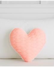 Heart Puff Pillow