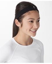 Stick It Headband BLK O/S