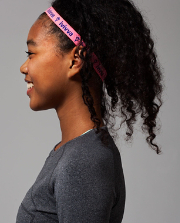 All Sport Headbands BLK/FLAL/TEVI O/S