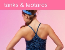ivivva tanks and leotards